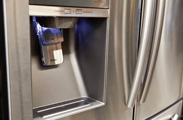 refrigerator water dispenser image